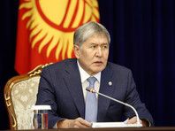 Президент Киргизии не поехал на саммит СНГ, так как в стране накануне выборов готовятся массовые беспорядки, финансируемые из-за рубежа