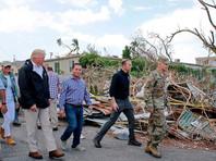 Президент США Дональд Трамп посетил Пуэрто-Рико во вторник. Он высоко оценил проделанную властями работу по ликвидации последствий удара стихии