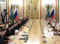 Сегодня подписание контрактов не запланировано, но, если по итогам встречи президента и короля будут достигнуты необходимые договоренности, могут начаться предконтрактные переговоры