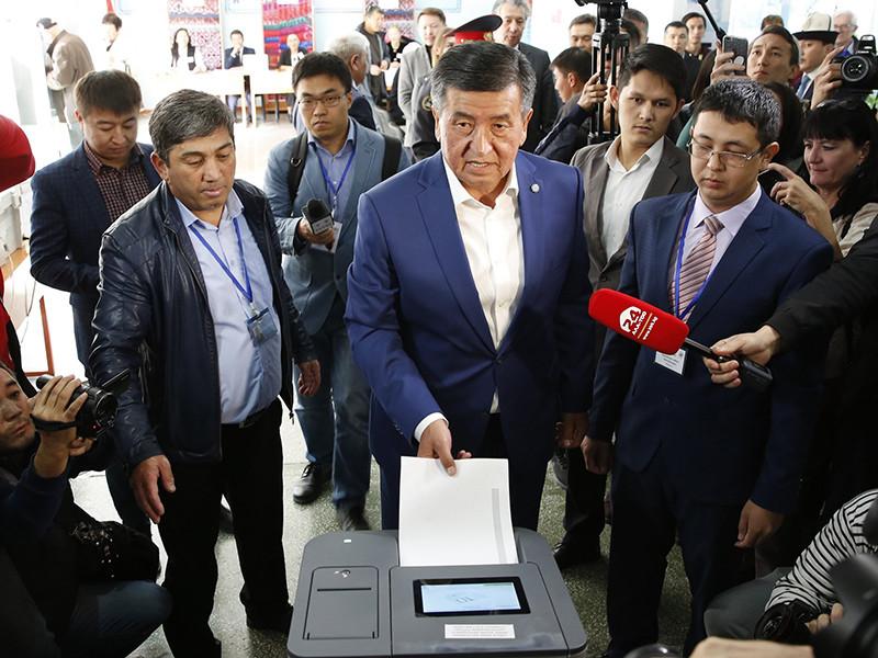Миссии наблюдателей от ОБСЕ и ПАСЕ назвали выборы президента Киргизии легитимными, несмотря на устрашения, админресурс и злоупотребления