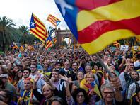 10 октября была подписана декларация о независимости Каталонии