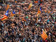 Барселона, 27 октября 2017 года