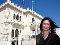 По предварительным данным, ранее в октябре 53-летняя Каруана Галиция сообщала в полицию о том, что ей поступали угрозы