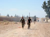 Сирия, 3 октября 2017 года