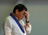 Президент Филиппин вновь признался в убийстве человека