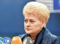 """Президент Литвы Даля Грибаускайте подписала акт, аналогичный """"закону Магнитского"""", запрещающий въезд в республику иностранцам, связанным с коррупцией, отмыванием денег или нарушениями прав человека"""
