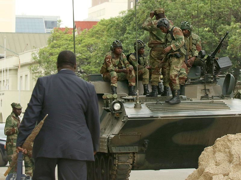 Ассоциация ветеранов Зимбабве позвала граждан на митинг за отставку Мугабе