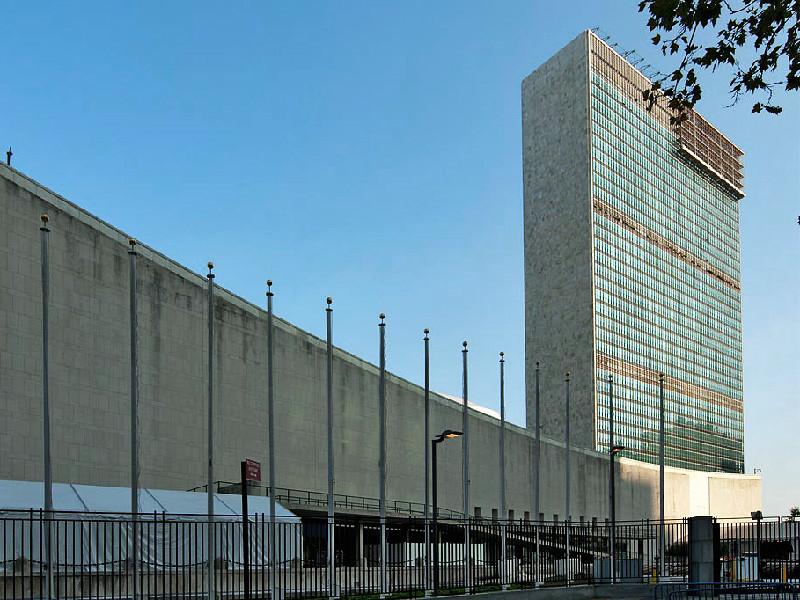 """Третий комитет Генеральной Ассамблеи ООН во вторник, 14 ноября, большинством голосов принял внесенную Украиной резолюцию, осуждающую """"грубые нарушения прав человека"""" в Крыму и """"незаконное установление Российской Федерацией законов, юрисдикции и управления"""" на полуострове"""