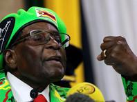 Мугабе - старейший в мире действующий руководитель государства, он правит страной уже 36 лет