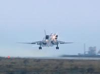 """Российские бомбардировщики Ту-22М3 нанесли """"групповой удар"""" по объектам ИГ* в Сирии"""