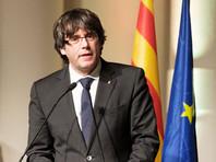 Власти Испании пообещали Пучдемону выбор между одиночкой и общей камерой на случай экстрадиции