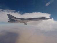 """Шесть бомбардировщиков """"Ту-22М3"""" нанесли авиаудар по позициям ИГ* в районе Аль-Букемаль"""