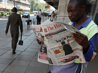 Мугабе с женой получат за уход от власти $10 млн и пожизненную зарплату