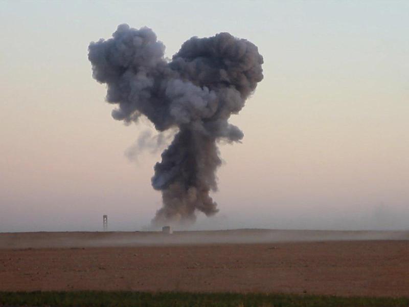 Сирия, 18 октября 2017 года