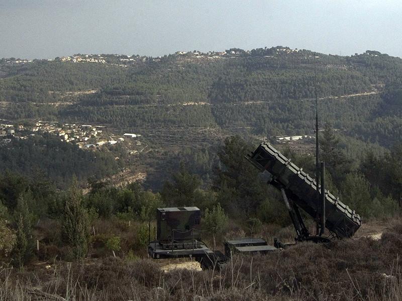 Израиль сбил беспилотник российского производства