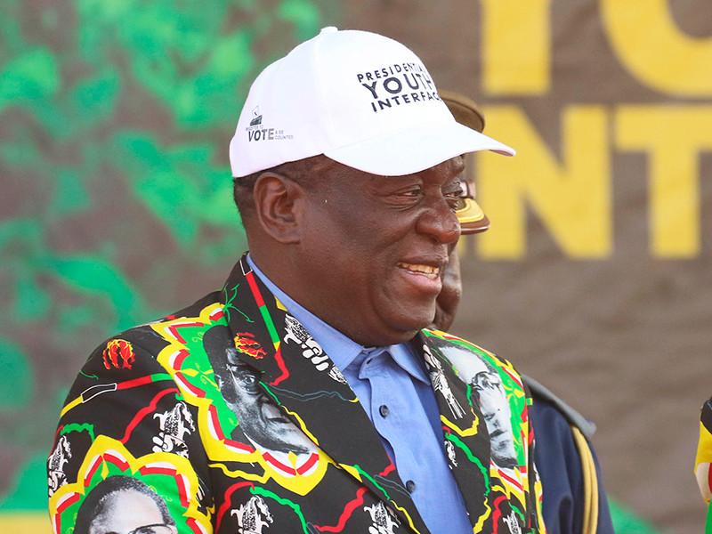 Twitter правящей партии Зимбабве уведомил о назначении нового временного лидера