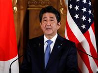 Абэ объявил о новых санкциях против КНДР. Сеул уже расширил черный список северокорейцев