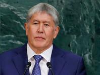 Президент Киргизии перед уходом с поста разорвал шесть соглашений с Казахстаном