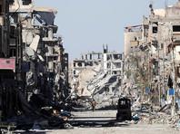 17 октября курдские и арабские войска поддерживаемого США альянса Сирийских демократических сил объявили, что вновь получили контроль над Раккой
