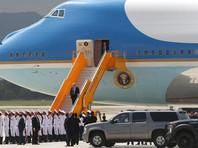 """Трое сотрудников Белого дома лишились работы  из-за """"неподобающих контактов"""" во время азиатского турне Трампа"""