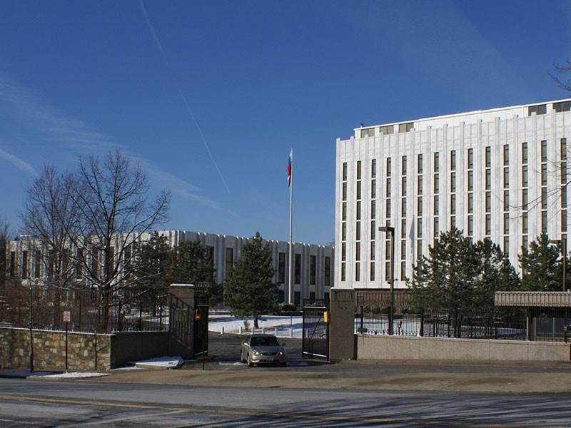 В США начато расследование денежных переводов из посольства РФ в Вашингтоне