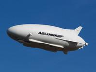 Благодаря гелию Airlander 10 мог находиться в воздухе до двух недель