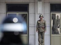 Северокорейский солдат с пулевым ранением дезертировал в Южную Корею