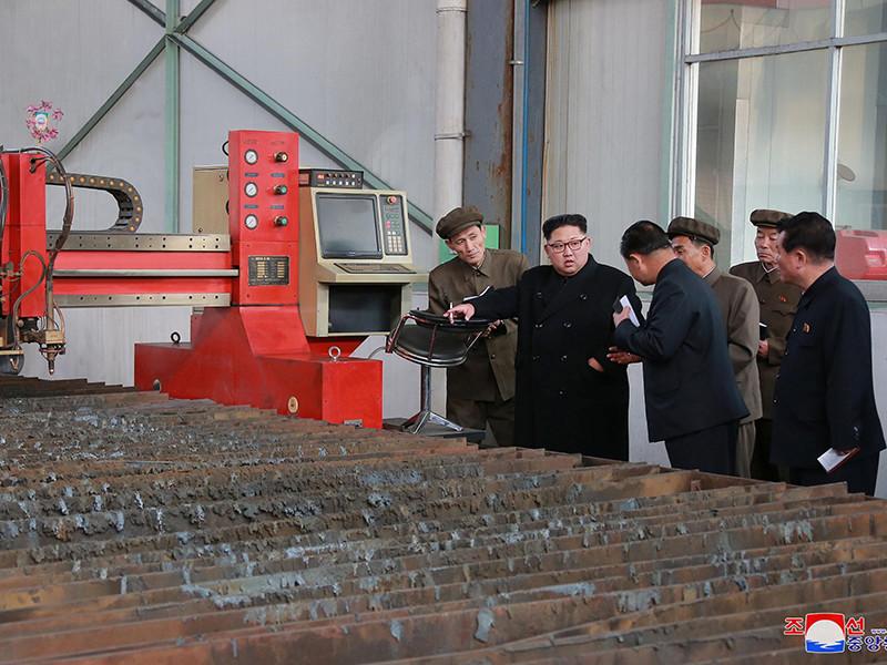 Пентагон готовит сценарии возможных военных действий против КНДР