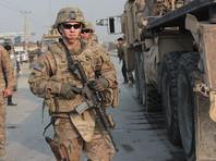 США раскрыли численность своего военного контингента в Ираке, Сирии и Афганистане