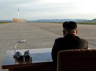 В документе, зачитанном диктором, отмечается, что пуск был осуществлен по личному приказу лидера КНДР Ким Чен Ына в ответ на проводимую Вашингтоном враждебную политику