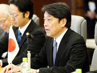 """""""Мы считаем, что новая северокорейская ракета способна нести не только ядерное, но биологическое и химическое оружие"""", - отметил он, выступая в парламенте"""