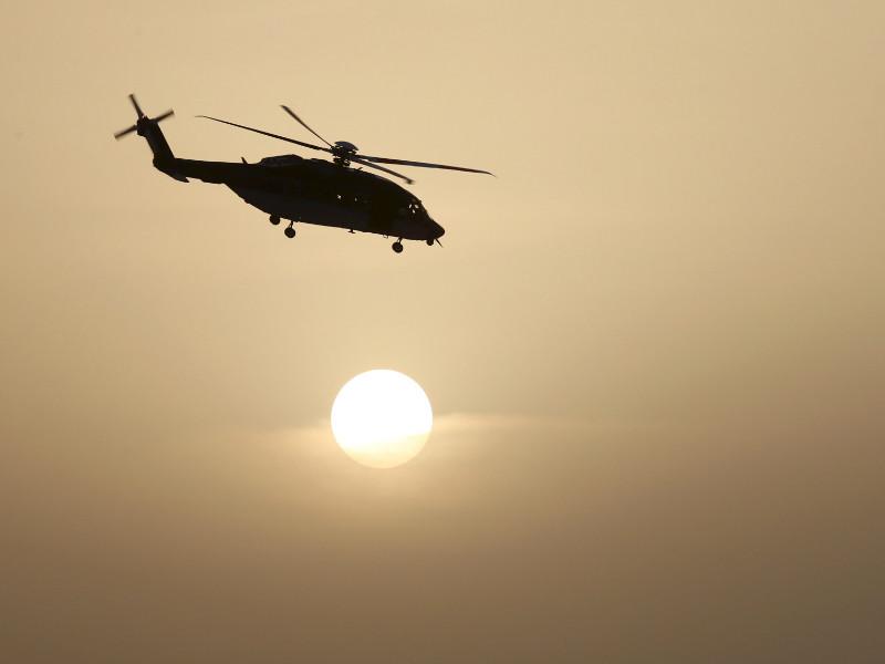 Саудовский принц и восемь высокопоставленных чиновников погибли в результате крушения вертолета