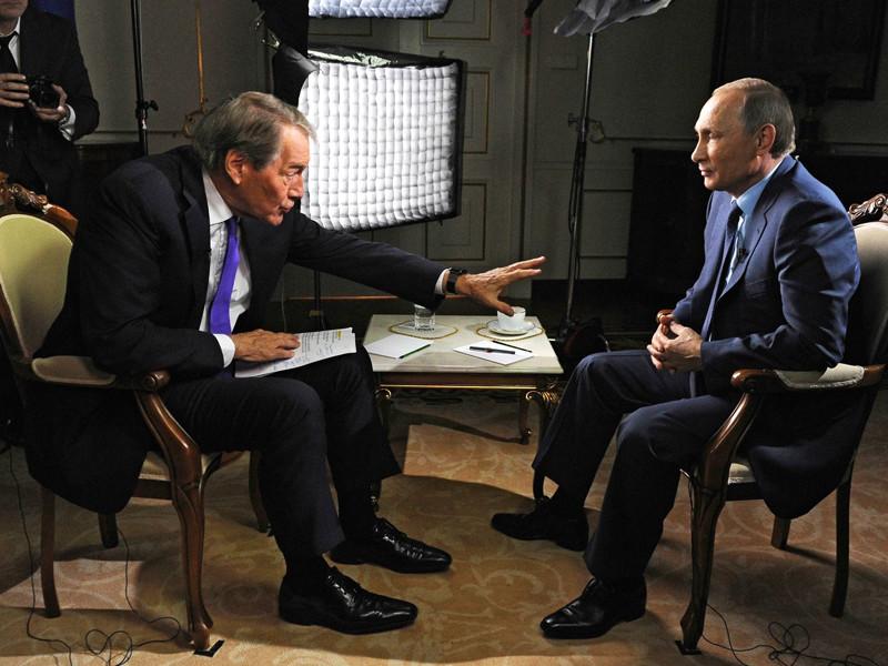 Взявшего у Путина интервью ведущего CBS отстранили от эфира из-за обвинений в домогательствах
