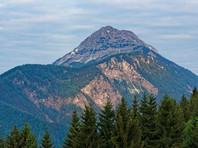 В Австрии на вершине горы нашли метровый фаллос из дерева и хотят проверить, крепко ли он стоит (ФОТО)