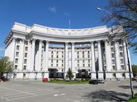 В Министерстве иностранных дел Украины заявили, что снятие с России санкций, введенных после присоединения Крыма, чтобы она не вышла из Парламентской ассамблеи Совета Европы (ПАСЕ), будет противоречить международному праву