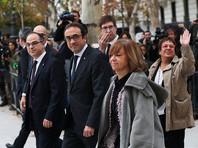 Министры Пучдемона прибыли в Мадрид, но допрос каталонцев отложили до следующей недели