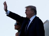 "В Сеуле одновременно прошли акции ""за"" и ""против"" визита американского президента"