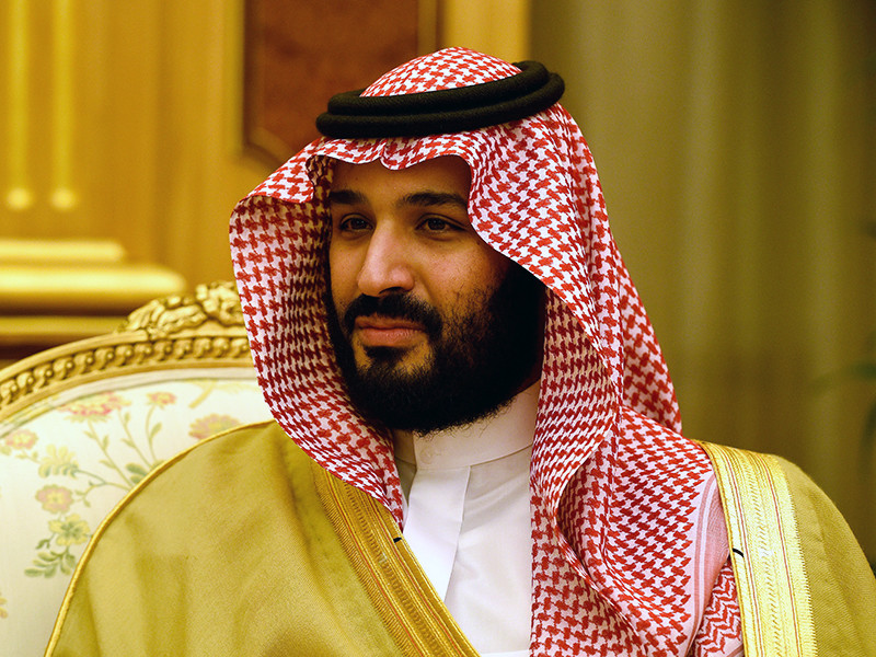 Саудовский наследный принц назвал верховного лидера Ирана новым Гитлером