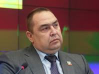 Игорь Плотницкий ушел в отставку с поста главы ЛНР