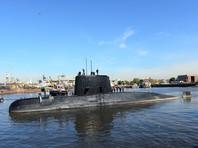 Операция по поиску пропавшей аргентинской подлодки расширена