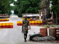 "Террористы ""Боко Харам"" захватили город на северо-востоке Нигерии"