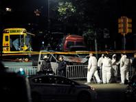 Между тем газета The New York Times со ссылкой на два источника в правоохранительных органах утверждает, что на месте теракта нашли несколько записок на арабском языке