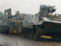 В столице Зимбабве взрывы, захвачено гостелерадио