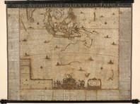 В Австралии представили уникальную карту побережья, созданную голландцами за сто лет до экспедиции Кука