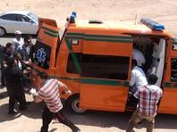 По последним данным, количество жертв возросло до 235 человек. При этом более 120 человек получили ранения различной степени тяжести