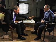 В 2015 году Роуз взял обширное интервью у президента РФ Владимира Путина. В нем глава государства, в частности, рассказал, что будет выдвигаться на четвертый срок в зависимости от конкретной ситуации в стране, в мире и от его собственных настроений