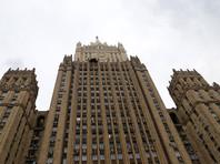 """В российском МИД сообщили, что французский МИД и посольство Франции в Москве проинформированы о том, что Керимов - член Совета Федерации России и """"относится к числу официальных должностных лиц и в этом качестве обладает иммунитетом от принудительных действий на территории других государств"""""""