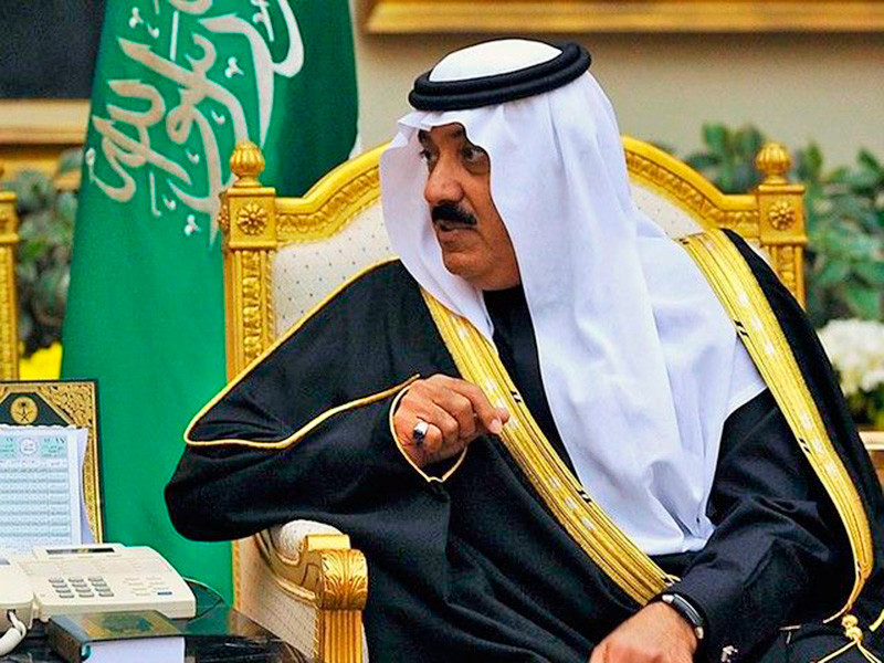Reuters: подозреваемого  в коррупции сына умершего короля Саудовской Аравии освободили за  1 млрд долларов
