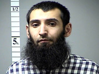 Исполнителю теракта в Нью-Йорке, унесшего жизни  восьми человек, предъявлены обвинения