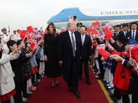 Трамп прибыл в КНР и похвастался Си Цзиньпину говорящей по-китайски внучкой